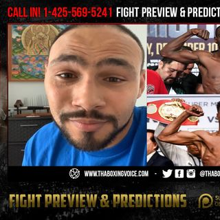 ☎️Keith Thurman Live On Errol Spence Jr🤩Terence Crawford🔥Yordenis Ugas Fights😱