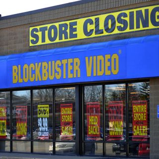 720 Seconds- Blockbuster Video