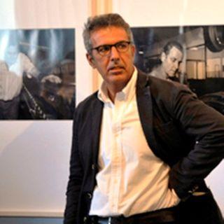 Intervista a Marco Delogu  nuovo Direttore Istituto italiano di Cultura di Londra ( estratto diretta 25/08/2015)