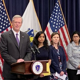 Gov. Baker Issues 4-Month Ban On Vaping Product Sales In Mass.