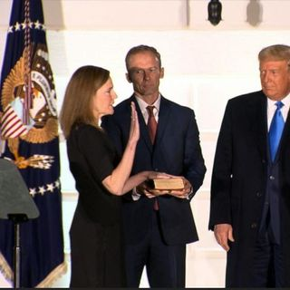 Amy Coney Barrett SCOTUS Confirmation's Impact on Young Americans