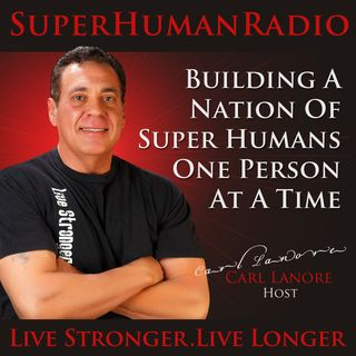 Muscle Saves Live: The Dan Matha Story plus Cooking With Shannan: Low Carb Cinnamon Rolls