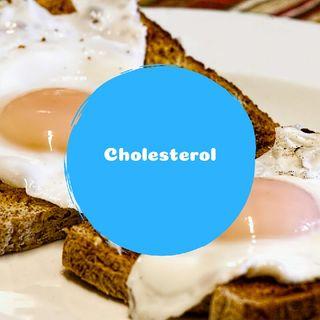 Hi. - Cholesterol