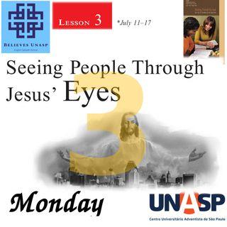 707 - Sabbath School - 13.Jul Monday