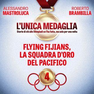 Flying Fijians, la squadra d'oro del Pacifico