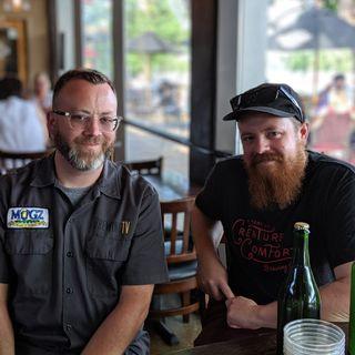 Episode 23 MUGZ Club with Nate Van Wert & John Campbell