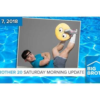 Big Brother 20   Saturday Morning Live Feeds Update
