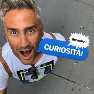 Episodio 1 - Curiosità! 🗣