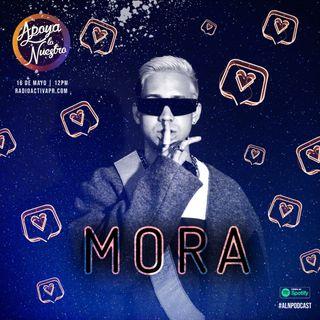 Apoya Lo Nuestro | MORA nos cuenta su experiencia en trabajar en el álbum YHLQMDLG