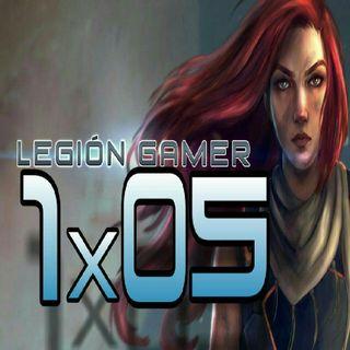 Legión Gamer España 1x05