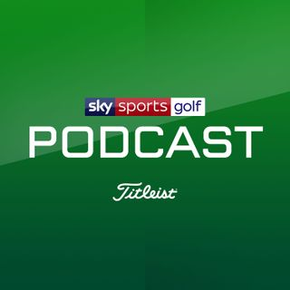First Studio Sky Sports Golf Podcast