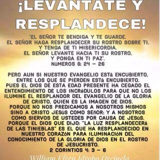 LEVÁNTATE Y RESPLANDECE (Nuevo amanecer)