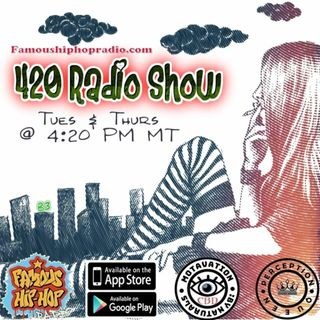 420 RADIO SHOW W/ ENCHANTED CONSULTANT
