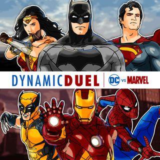 Dynamic Duel: DC vs. Marvel
