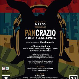PAN..crazio di Alma Daddario con Simone Migliorini, Carlotta Bruni, David Dainelli, Angela Zapolla (2)
