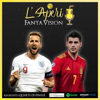 Spagna e Inghilterra in finale? - L'Aperi Fanta Vision Euro2020