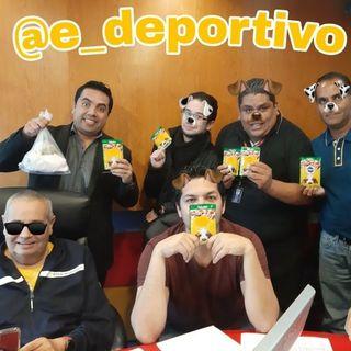 Los Perros del relajo recibieron de comer en Espacio Deportivo de la Tarde 14 de Enero 2020