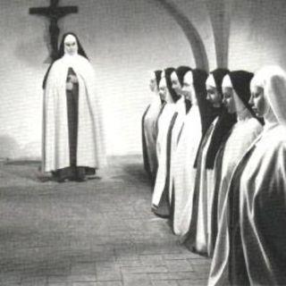 FILM GARANTITI I dialoghi delle carmelitane - La storia delle martiri di Compiégne (1960) ***