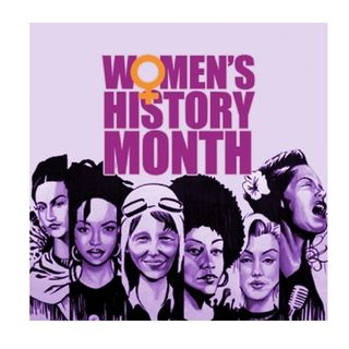EPISODE 2 - WOMEN'S HISTORY MONTH