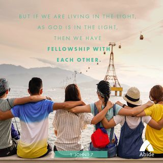 Fellowship with One Another