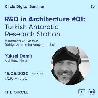 R&D in Architecture #01: Turkish Antarctic Research Station / Yüksel Demir