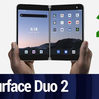 Surface Duo 2: What Will Microsoft Ship?   TWiT Bits