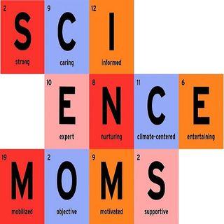 Dr. Katharine Hayhoe talks #climatechange and #ScienceMoms on #ConversationsLIVE ~ @joinsciencemoms #momsunited
