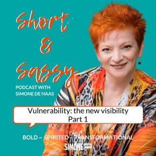 Vulnerability: the new Visibility. Part 1