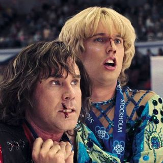 18 - You've Never Seen Blades of Glory!?