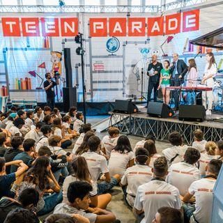 #TeenParade2018 Le interviste
