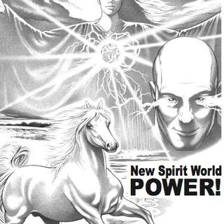 SpiritWars 000000020 New Spirit World Power with Carmel