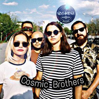 Episodio 68 COSMIC BROTHERS en ENTREVISTA