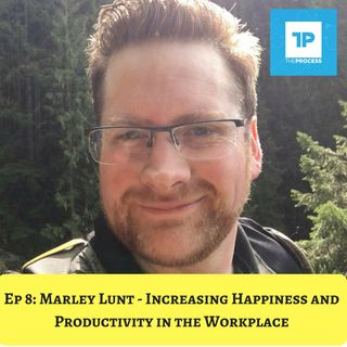 #8: Marley Lunt - Increasing Happiness and Productivity in the Workplace