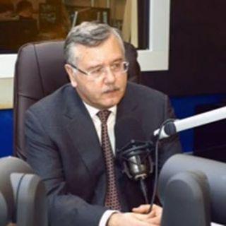 """Анатолій Гриценко: """"Гібридна війна і гібридний мир"""""""