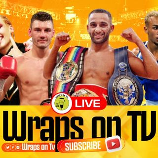AJ v Usyk sells out!! Galahad v Dickens preview & Team GB in the Olympic squad.