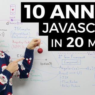 Tutto quello che ti sei perso di Javascript [SPIEGONE DEL MESE]