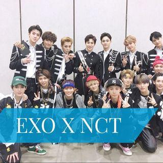 Especial EXO X NCT 127