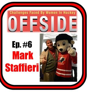 Offside #6 - Mark Staffieri