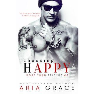 Author Aria Grace Discusses Choosing Happy