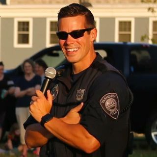Community Mourns Yarmouth Police Officer Killed In Shooting