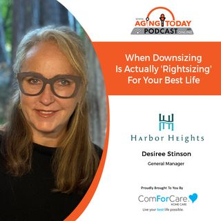 """7/12/21: Desiree Stinson of Harbor Heights Apartments 