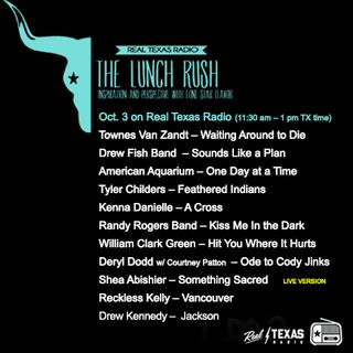 October 3: The Lunch Rush from Clifton, Texas
