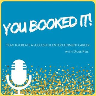 "Actor/entertainer and podcast host Dane Reis of ""You Booked It"" is my very special guest!"