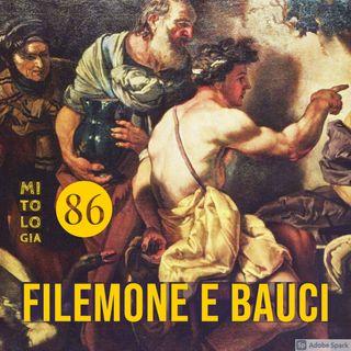 Filemone e Bauci, il donare nella povertà.