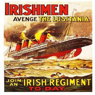 Episodio 02 - L'affondamento del Lusitania, trappola in alto mare?
