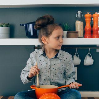 Le faccende domestiche adatte a ogni età