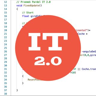 IT2.0 #6 Kim jest i co robi programistka - programista