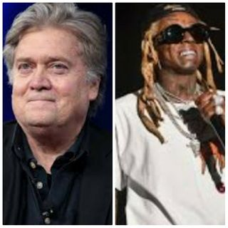 Trending Topics: Trump Pardons Lil Wayne, Steve Bannon And Others
