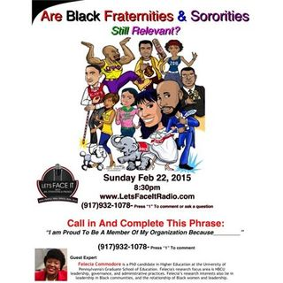 Are Black Fraternities & Sororities STILL Relevant?