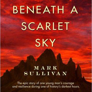 Book - Beneath the Scarlet Sky